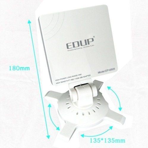 Antena 16dbi Usb Wifi Wireless Longo Alcance Pc Notebook