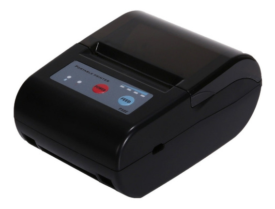 Mini Impressora Portátil Bluetooth Rp 58 Pedidos E Apostas