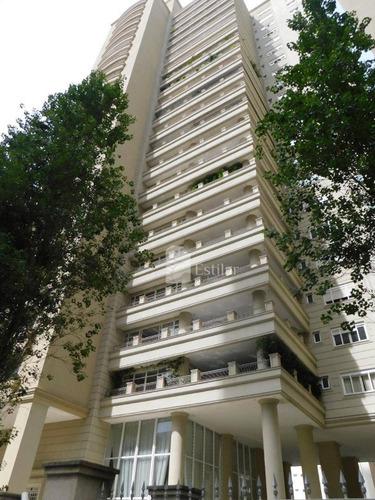 Imagem 1 de 22 de Apartamento Alto Padrão 04 Suítes E 04 Vagas No Batel, Curitiba - Ap2582