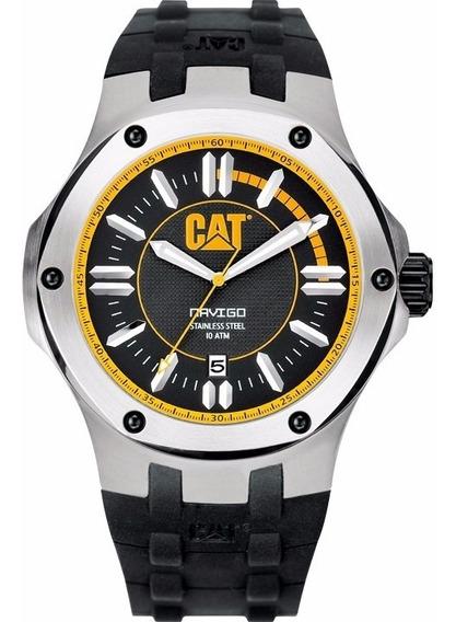 Cat Watches Navigo Mecanismo Suizo Acer A114121127 Diego Vez