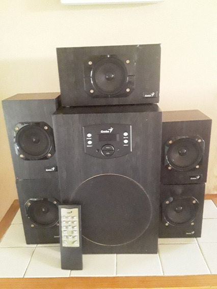 Home Teather Genius Sw-hf5.1 4500