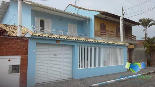 Imagem 1 de 30 de Casa Com 5 Dormitórios À Venda, 216 M² Por R$ 400.000,00 - Vila Anchieta - Itanhaém/sp - Ca0394