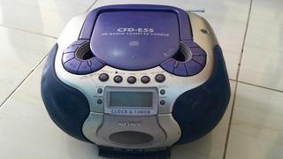 Vendo Radio Sony Modelo Cfd-e55