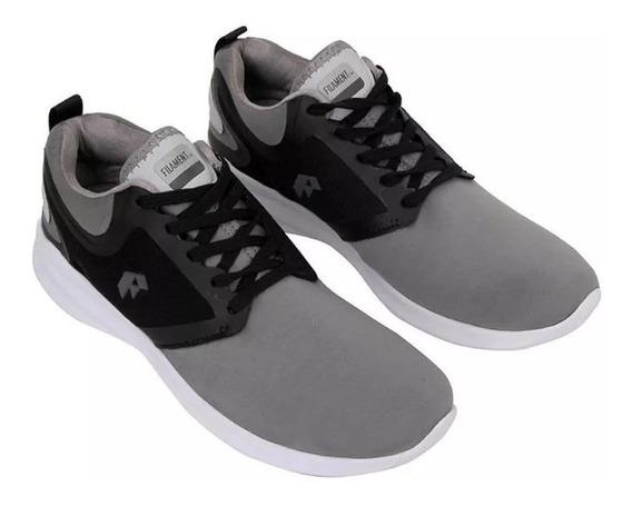 Zapatillas Deportivas Filament London Grey Black