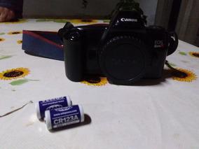 Câmera Canon Eos Rebel X (analógica)