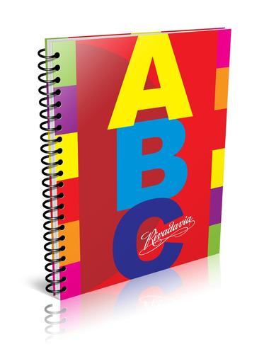 Cuaderno Rivadavia Abc Espiralado X60h Rayado