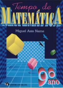 Matematica Livro 9 Ano Miguel Asis Name Frete Gratis