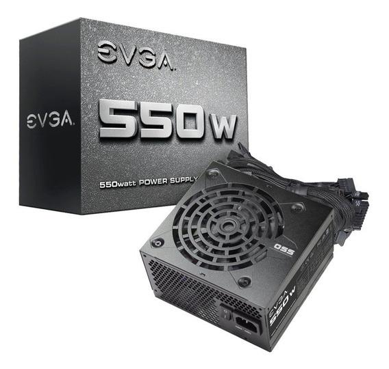 Fuente De Poder Evga 550w N1 Nueva Bagc