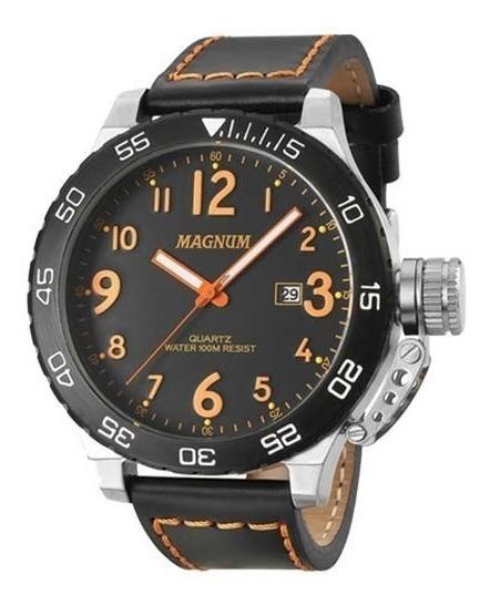 Relógio Masculino Magnum Military Ma33700j
