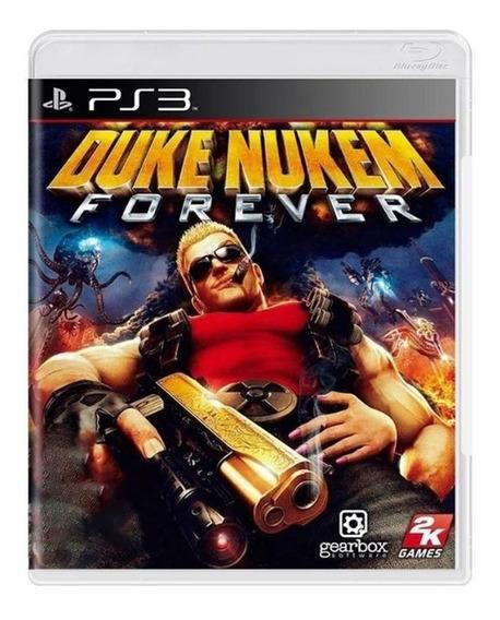 Duke Nukem Forever - Ps3 - Original