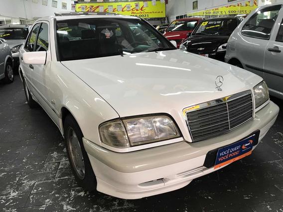 Mercedes-benz Classe C 1.8 Classic Plus 4p
