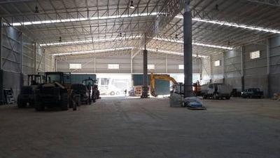 Renta De Bodega En Zona Industrial Bruno Pagliai, Veracruz