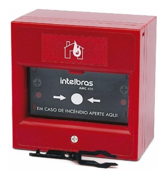 Acionador Manual Convencional Amc 420 Engesul Intelbras