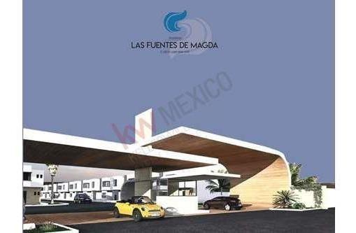 Prototipo 3 En Venta Casa Magdalena Av. Huerta Real #1101 Fracc. Laguna De Santa Rita, Villa De Pozos, San Luis Potosi, S.l.p. $1,100,000.00