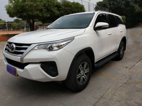 Toyota Fortuner At 2017