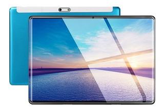 Tableta De 10.1 Pulgadas Pantalla 2.5d Android 8.0 Pantalla