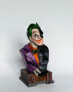 Busto Joker Batman- Impreso 3d