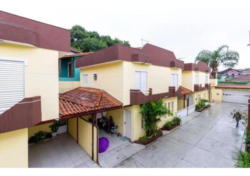 Imagem 1 de 11 de Casa Em Condomínio Para Venda Por R$380.000,00 Com 62m², 2 Dormitórios, 1 Vaga E 1 Banheiro - Vila Jacuí, São Paulo / Sp - Bdi35638