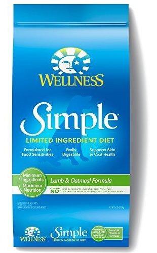 Wellness Simple Natural Limited Ingredient Comida Seca Para