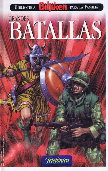 Grandes Batallas Biblioteca Billiken