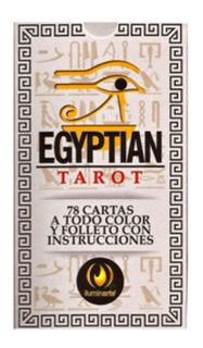 Mazo Cartas Tarot Egipcio-super Oferta