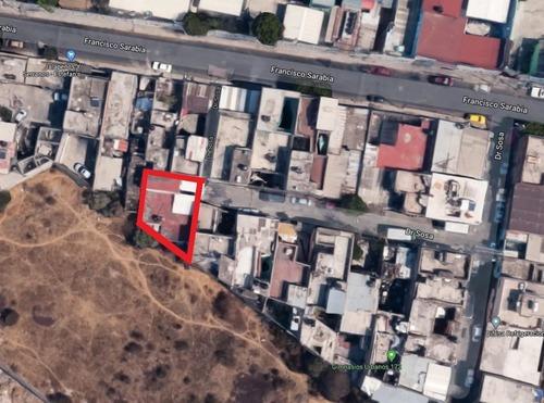 Terreno De 183m2 En Sta Martha Acatitla
