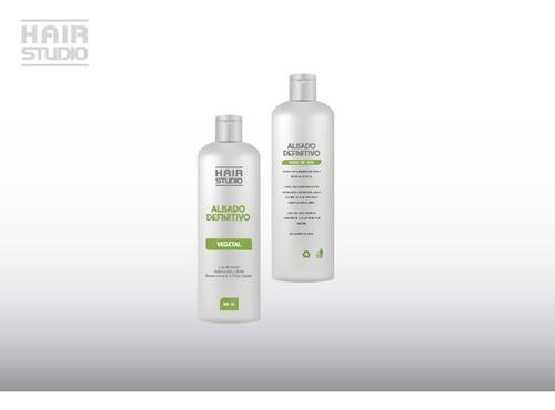 Alisado Vegetal Hair Studio 300ml.