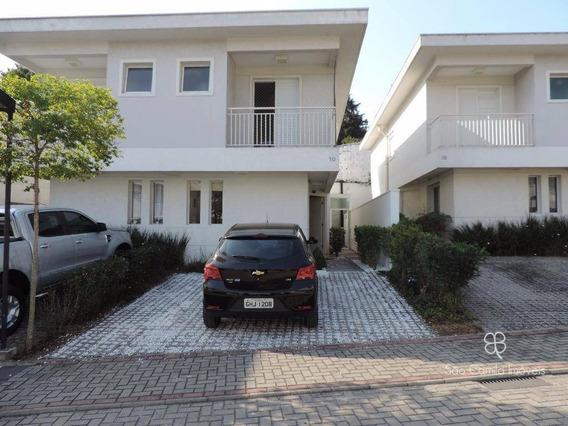 Casa Com 3 Dormitórios À Venda, 102 M² Por R$ 540.000 - Condomínio Arvoretto - Granja Viana - Cotia/sp - Ca0709