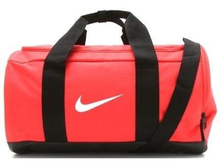 Bolsa Academia Original Nike Vermelha/ Coral