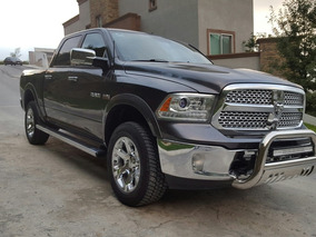 Ram Laramie 4x4 2014 No Chevrolet Ford