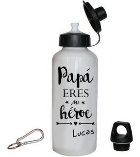 Caramañola Botella Personalizada Descuentos X Cantidad! Rut
