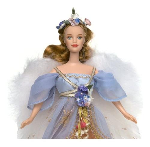 Harpist Angel Barbie Doll