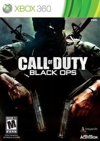 Call Of Duty: Black Ops Xbox 360(midia Digital)