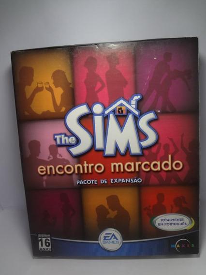 Jogo Game Pc The Sims Encontro Marcado Expansão