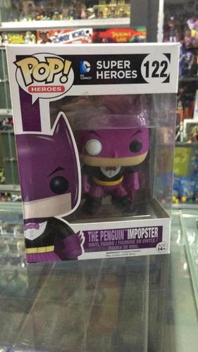 Funko Pop! The Penguin Impopster # 122