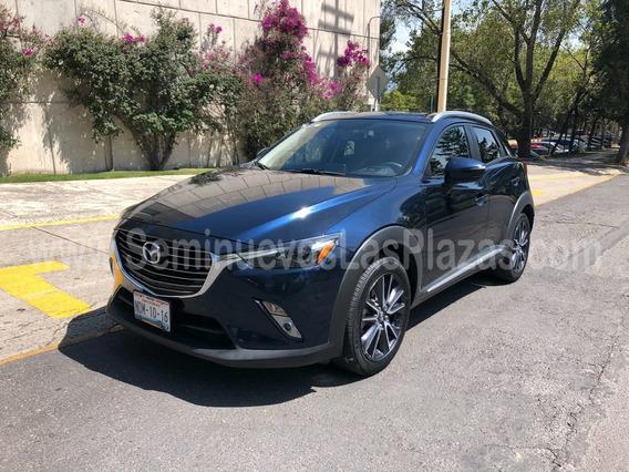 Mazda Cx3 2018 Grand Touring Piel Qc Super Cuidada