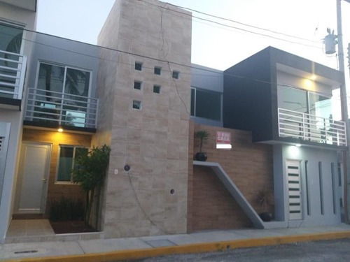 Casa Sola En Venta Rio Jamapa