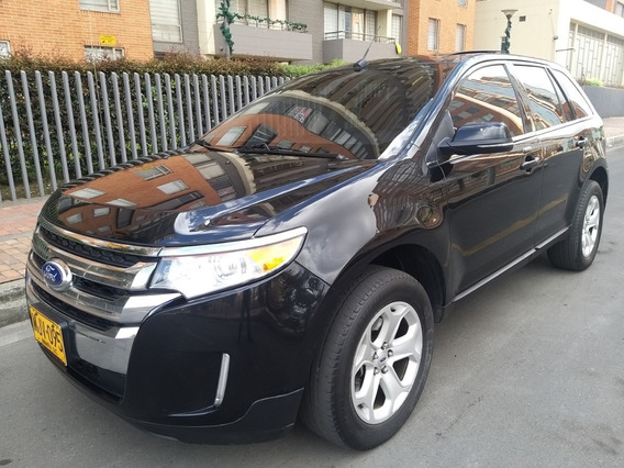 Ford Edge Limited 3500 Cc 4x4 A/t Sun Roof 2013