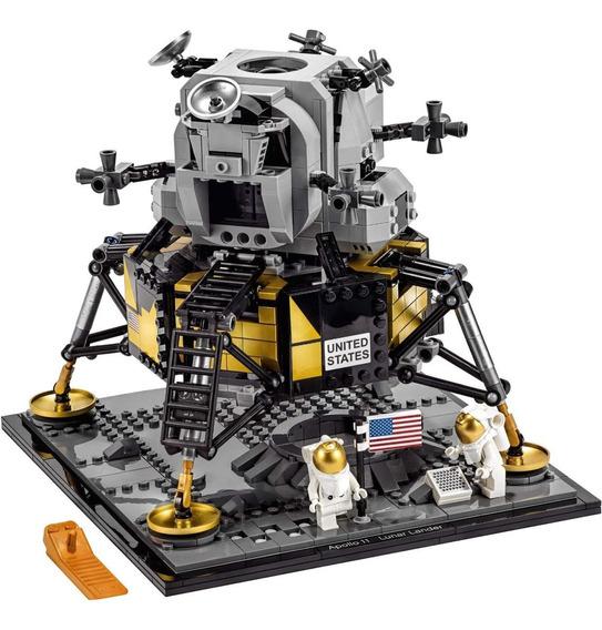 Lego Creator Nasa Apollo 11 Lunar Lander 10266 Bricktoys