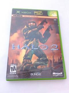 Halo 2 Original Funciona En Xbox 360 Idioma Ingles Menus Esp