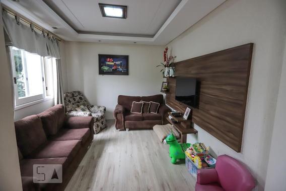Casa Mobiliada Com 3 Dormitórios E 2 Garagens - Id: 892983641 - 283641