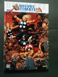 Nuevos Ultimates Panini Comics