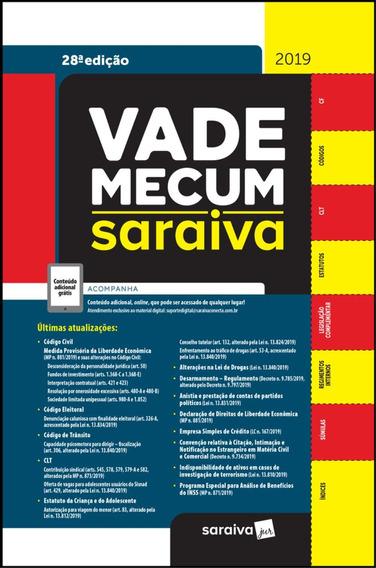 Vade Mecum Tradicional - 28ª Ed. 2019