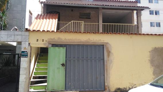 Casa De 3 Qtos Com 2 Salas, 1 Vaga - 543