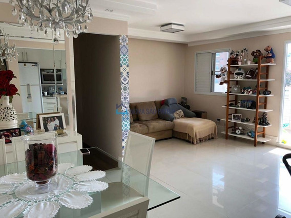 Apartamento Próximo Metrô Alto Do Ipiranga - Bi25228