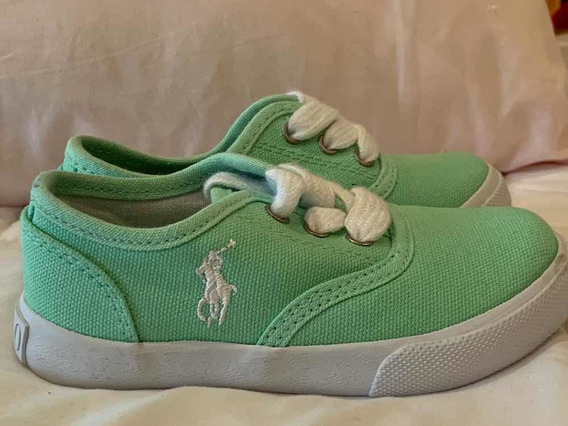 Zapatillas Nuevas Polo