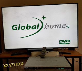 Dvd Global Home