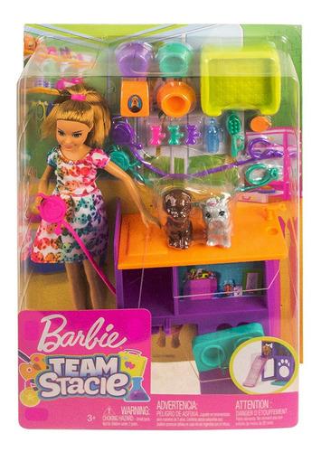 Imagen 1 de 5 de Barbie Mascotas De Stacie