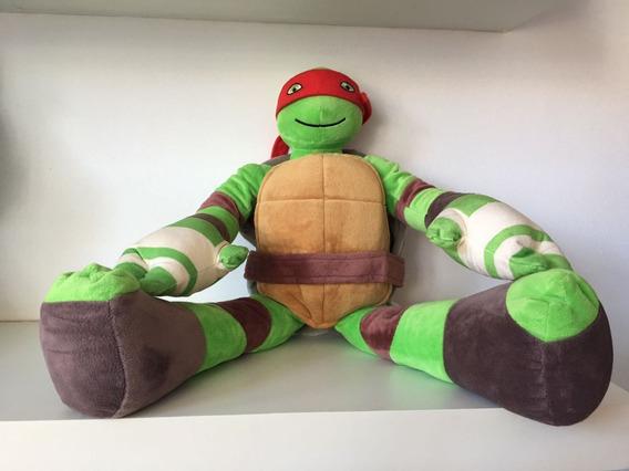 Tartaruga Ninja Raphael De Pelucia