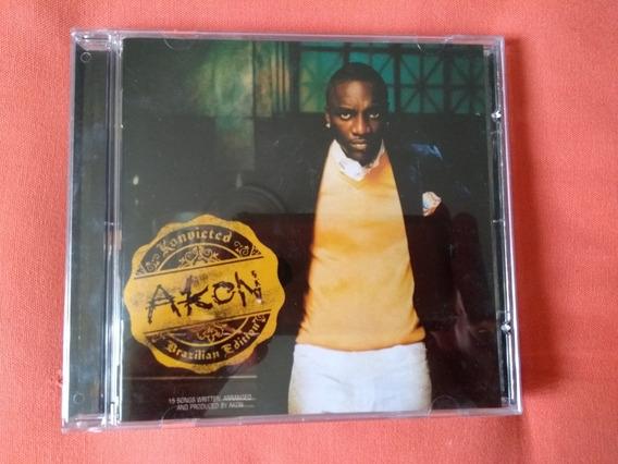 Cd Akon: Konvited Brazilian Edition (em Estado De Novo!!!)